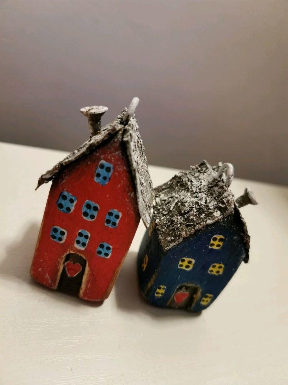 Фото №2 к отзыву покупателя Татьяна о товаре Домики подвески. Два домика.