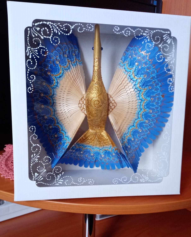 Фото №1 к отзыву покупателя Алексеев Андрей о товаре Синяя Птица счастья , домашний оберег