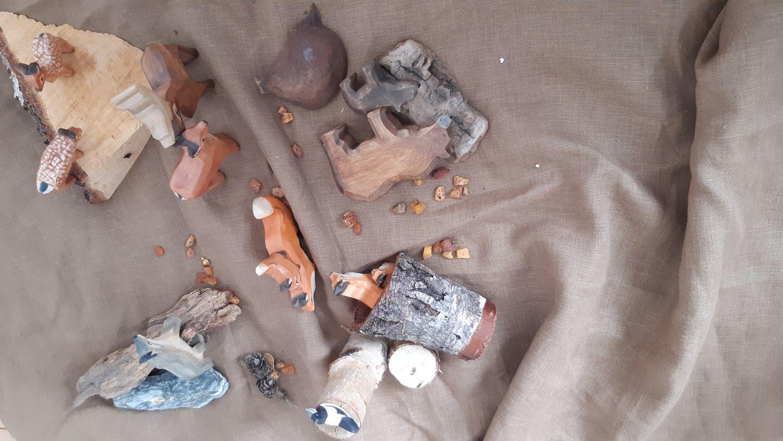 Фото №1 к отзыву покупателя Ярош Ксения о товаре Семья благородных оленей и еще 2 товара