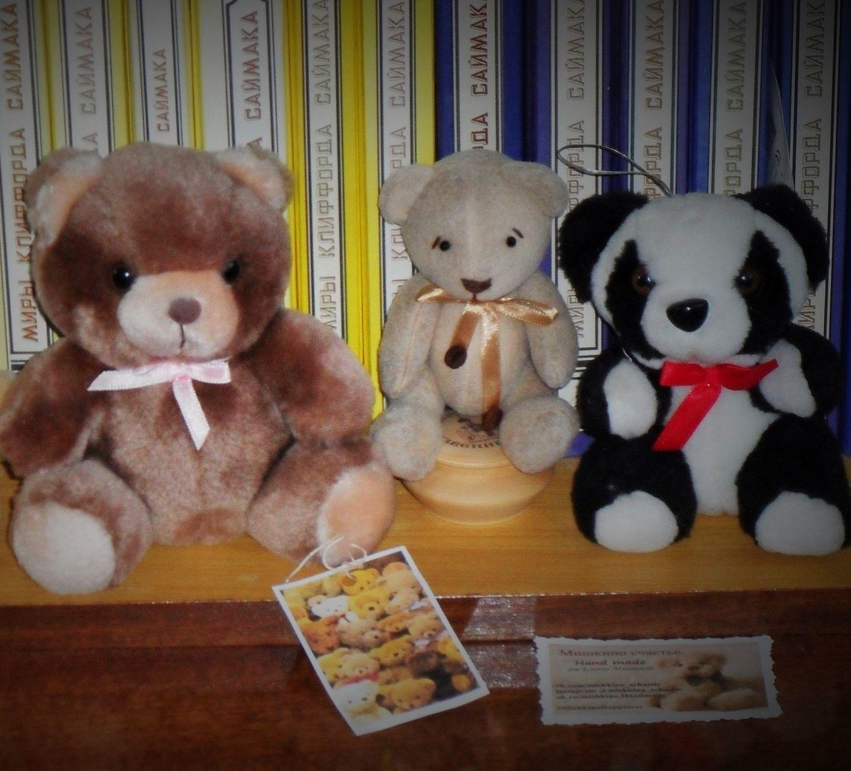 Photo №2 к отзыву покупателя Margarita о товаре Кофейные Мишки and 2 more items