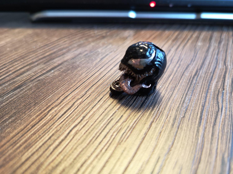Photo №2 к отзыву покупателя Vyacheslav о товаре Бусина для темляка Venom