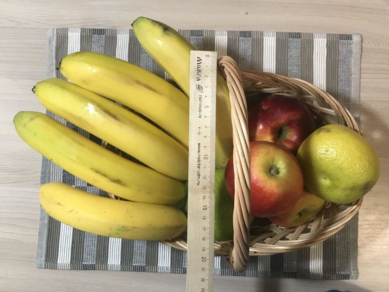 Фото №2 к отзыву покупателя Fir о товаре Ажурная овальная корзина с косичкой внизу