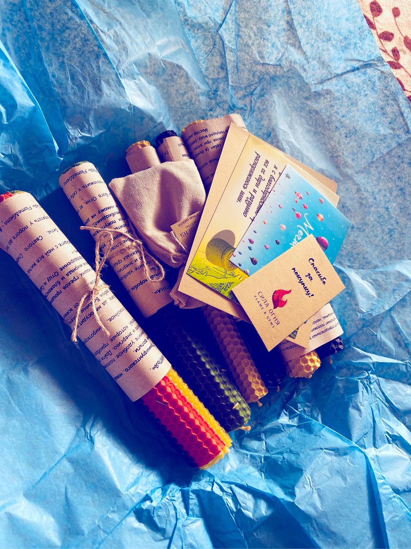 Фото №1 к отзыву покупателя Виктория о товаре Свеча-программа «Денежная фортуна» и еще 5 товаров