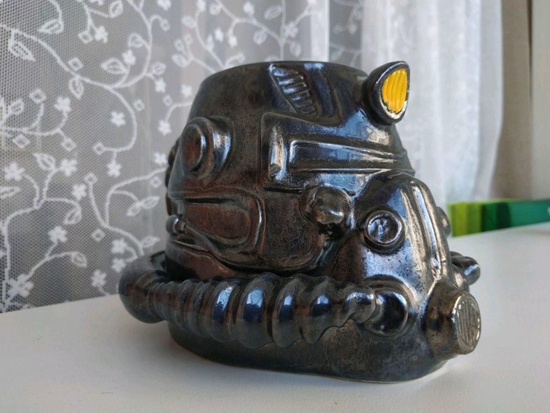 Фото №1 к отзыву покупателя Екатерина о товаре Кружка Fallout T-51 (Силовая броня) / New Vegas Ranger