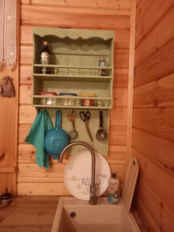 Photo №2 к отзыву покупателя Aleksandra о товаре Полка для специй посуды тарелок