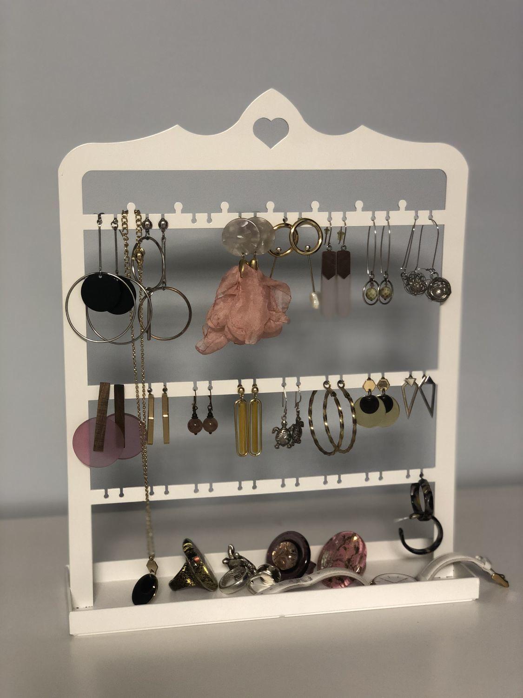 Фото №2 к отзыву покупателя Irina о товаре Подставка для украшений с лотком