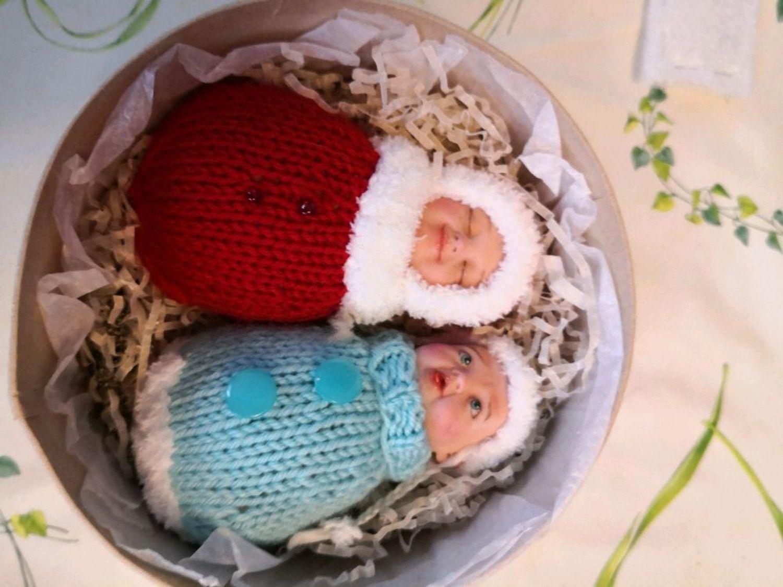 Photo №1 к отзыву покупателя Ivan о товаре Dolls and dolls: Christmas toys Kid New year and snow maiden