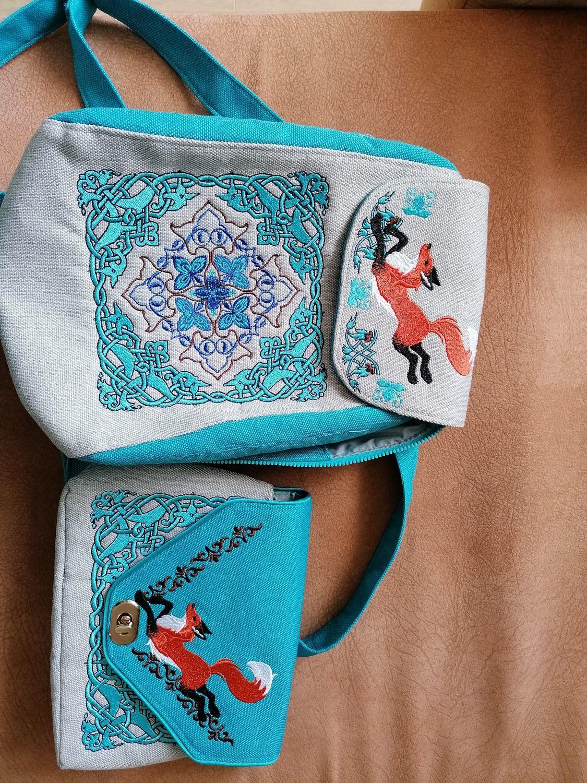 Photo №3 к отзыву покупателя Marina о товаре Рюкзак СП-М Восточная сказка