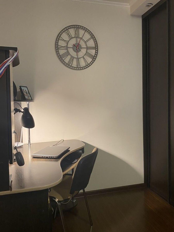 Фото №1 к отзыву покупателя Татьяна о товаре Красивейшие классические настенные часы 55см