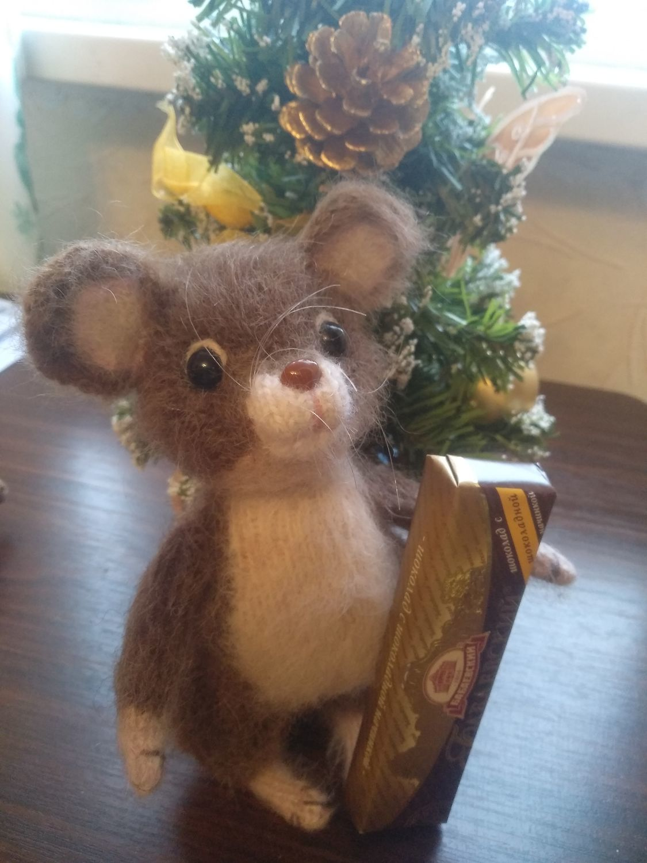 Фото №3 к отзыву покупателя Наталья о товаре Мыша