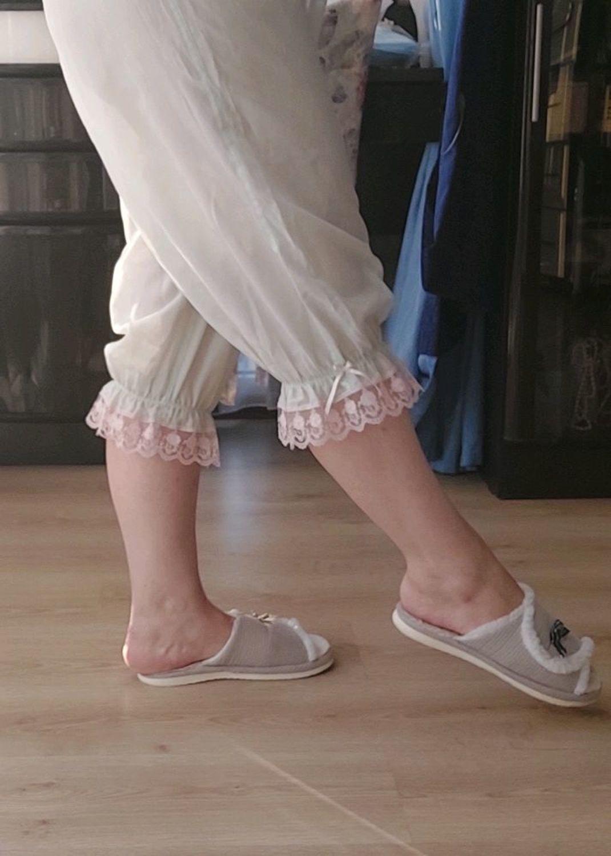 Фото №1 к отзыву покупателя Лариса о товаре Панталончики из шелкового батиста с выработкой Парижанка