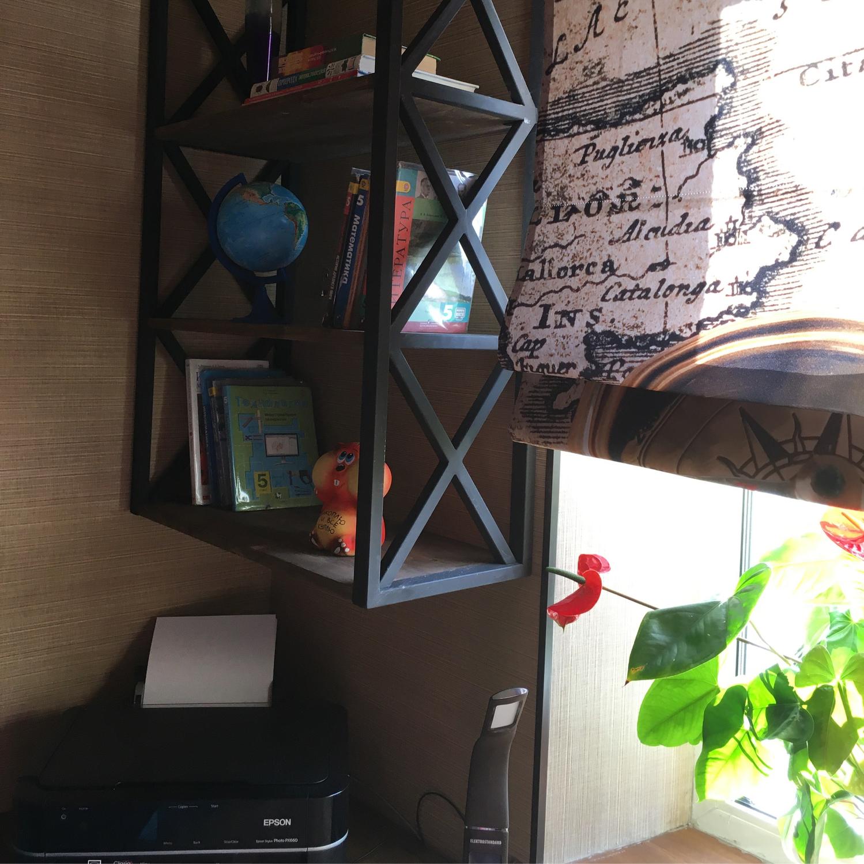 Photo №3 к отзыву покупателя Alena Markitan о товаре Стеллажи: Стеллаж в стиле лофт and 2 more items