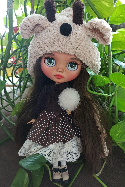 Photo №1 к отзыву покупателя Nadezhda о товаре Кукла Блайз игровая Олененок с одеждой