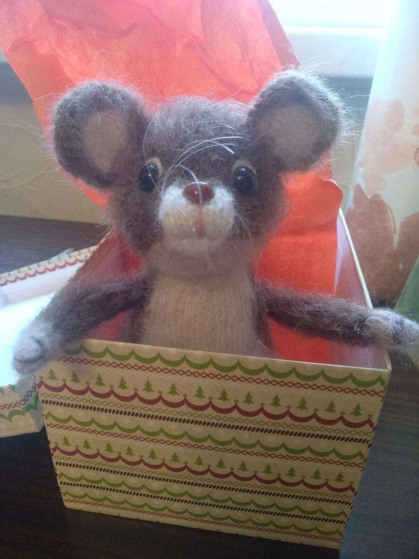 Фото №4 к отзыву покупателя Наталья о товаре Мыша