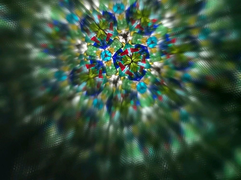 Photo №2 к отзыву покупателя Osina Anna о товаре Калейдоскоп со спиралью