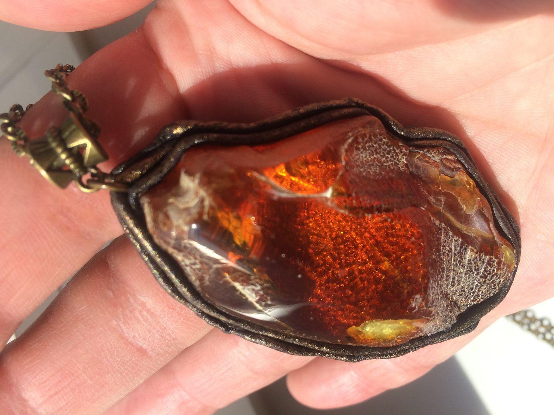 Photo №2 к отзыву покупателя Elena о товаре Серьги с малахитом плисовым