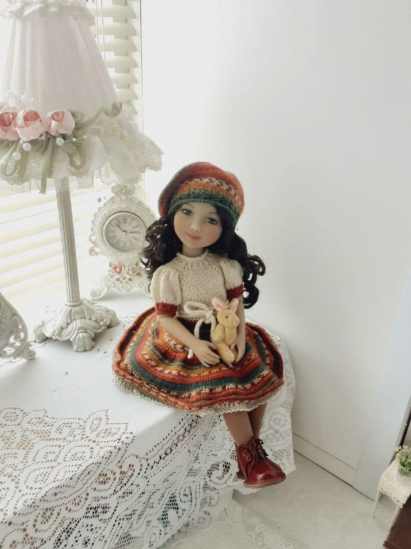Фото №1 к отзыву покупателя Левицкая Елена о товаре Платье для куколки Руби Ред