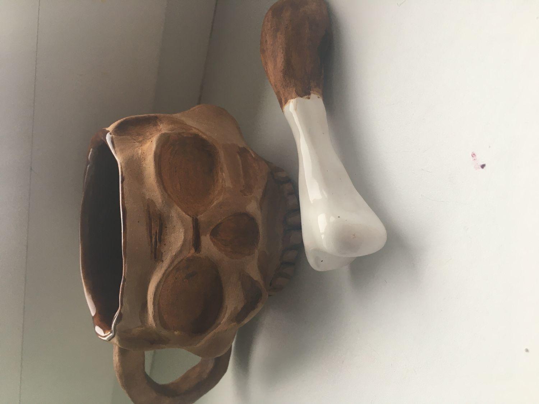 Photo №2 к отзыву покупателя Viktor о товаре Уникальная керамическая кружка на заказ