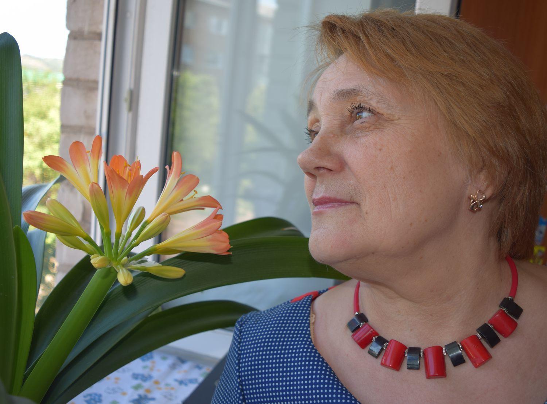 Фото №1 к отзыву покупателя Наталья о товаре Колье