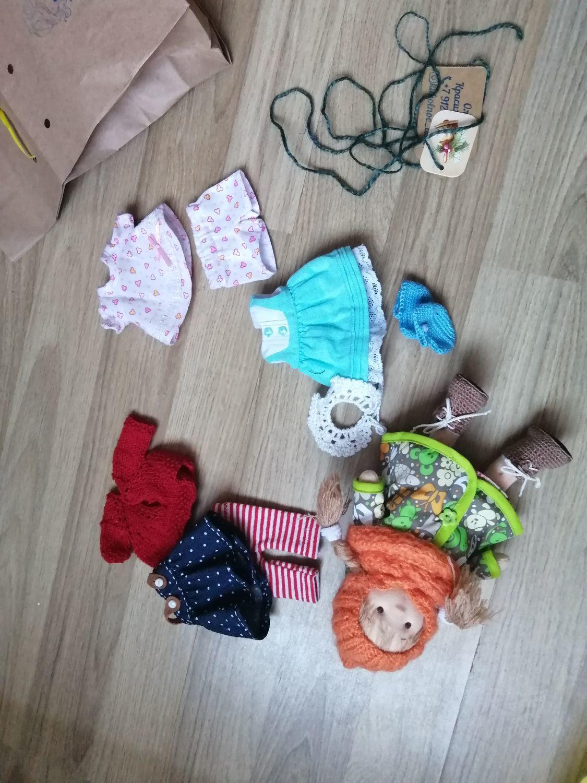 Фото №2 к отзыву покупателя Maria о товаре Вальдорфская кукла: Лялечка