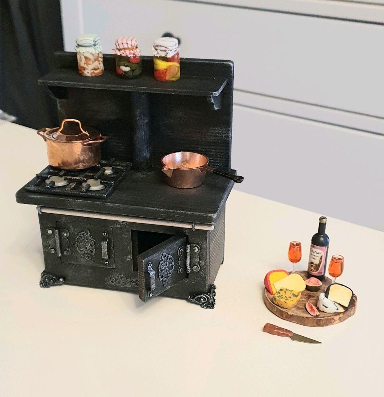 Фото №1 к отзыву покупателя Татьяна о товаре Сырная тарелка для кукольной миниатюры Еда для кукол и еще 2 товара