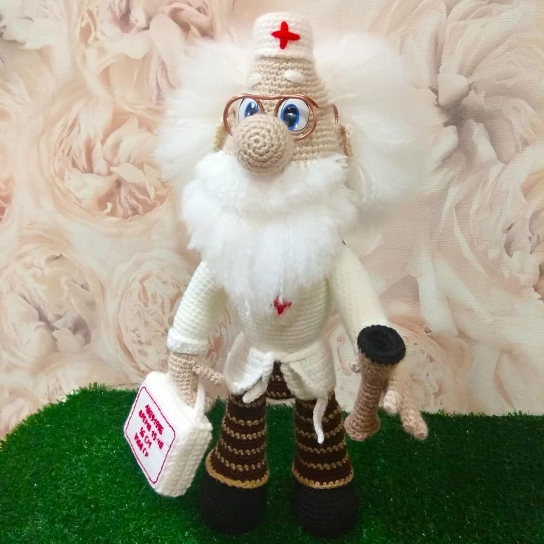 Photo №1 к отзыву покупателя Olga о товаре Мастер-класс: Доктор Айболит