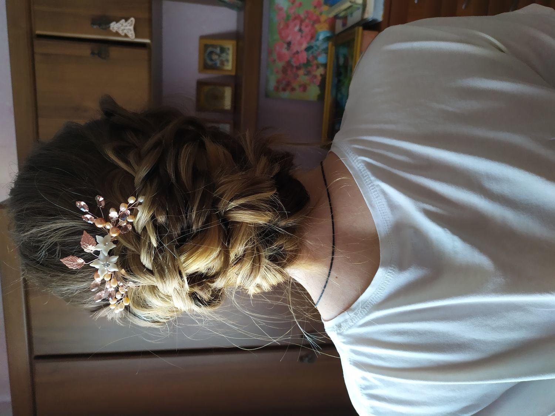 Фото №1 к отзыву покупателя Светлана о товаре Гребень для волос