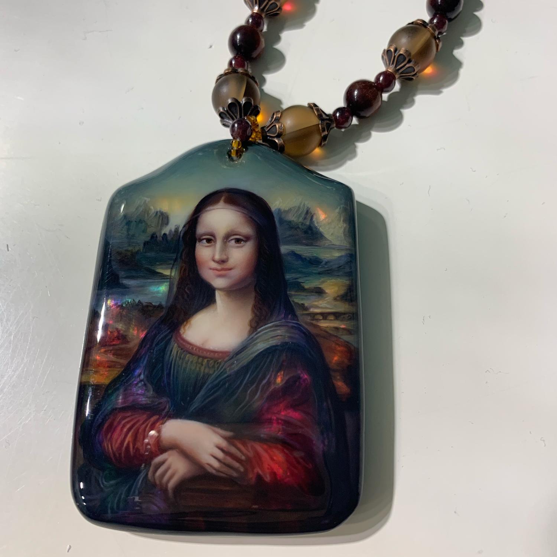 Фото №1 к отзыву покупателя Liyan о товаре Мона Лиза