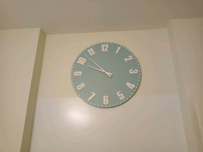 Photo №1 к отзыву покупателя Sergej Popodko о товаре Часы настенные 70cм