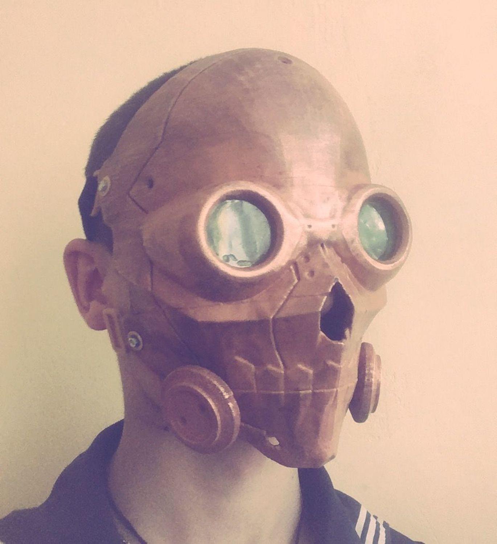 Фото №1 к отзыву покупателя Yū Hayashi о товаре Интерьерная маска
