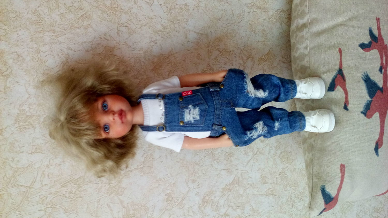 Фото №2 к отзыву покупателя tanysha о товаре Одежда для кукол: Футболка