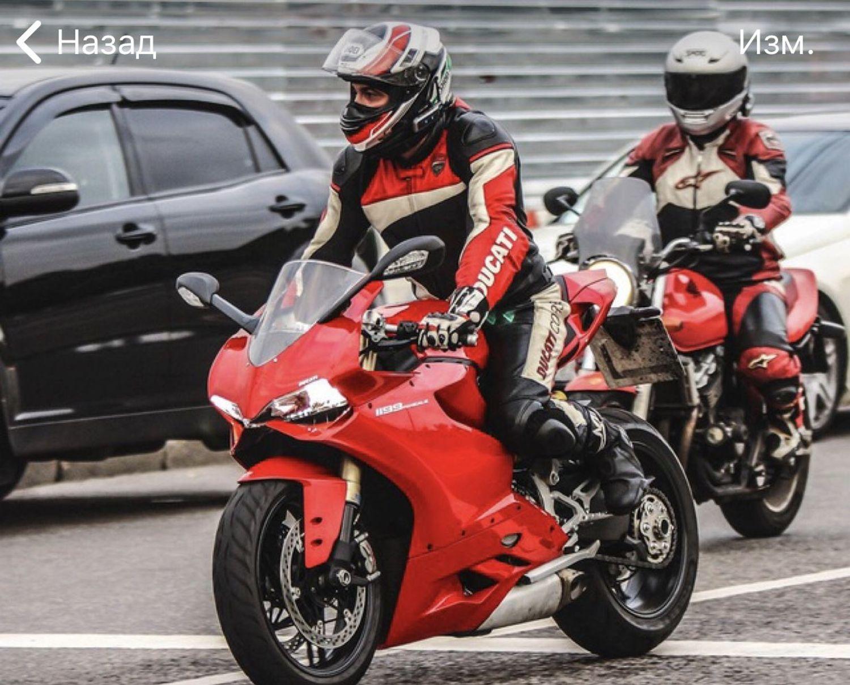 Фото №3 к отзыву покупателя Татьяна Сотникова о товаре Подарок мотоциклисту Кружка по фотографии