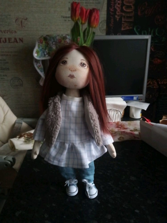Фото №5 к отзыву покупателя Виолетта о товаре Кукла Кудряшка
