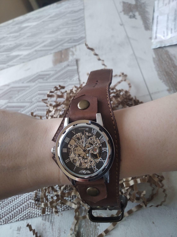 Фото №1 к отзыву покупателя Мария Басарина о товаре Часы наручные женские Form