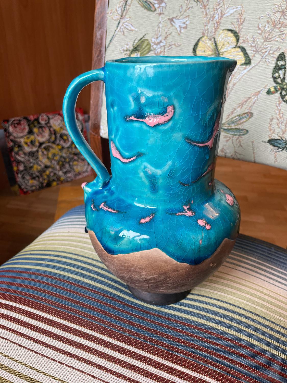 Фото №1 к отзыву покупателя Пономаренко Артур о товаре Кувшин с широким горлом, для заваривания трав