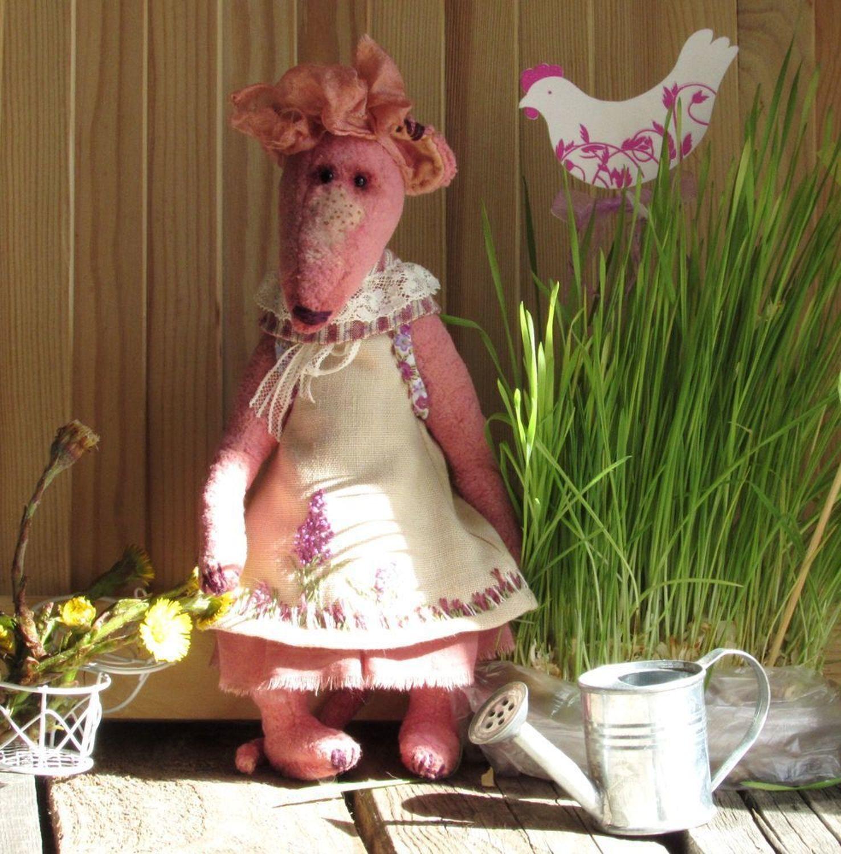 Photo №1 к отзыву покупателя Olga о товаре Крыски-мышки. Первоцветы.