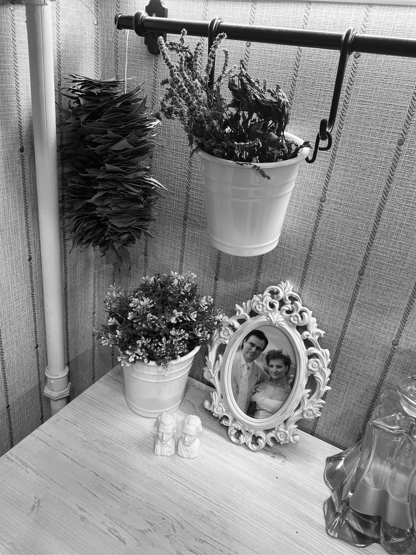 Фото №1 к отзыву покупателя Мона о товаре ГЕРМАНИЯ/Солонка и перечница в виде Шиллера и Гёте, бисквит.фарфор