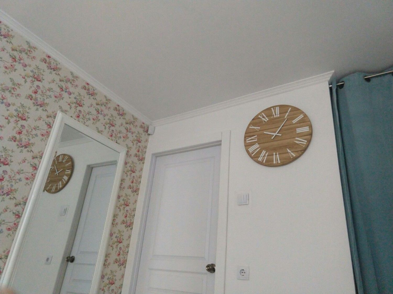 Photo №2 к отзыву покупателя Yuliya Snisarevskaya о товаре Часы настенные 50cм