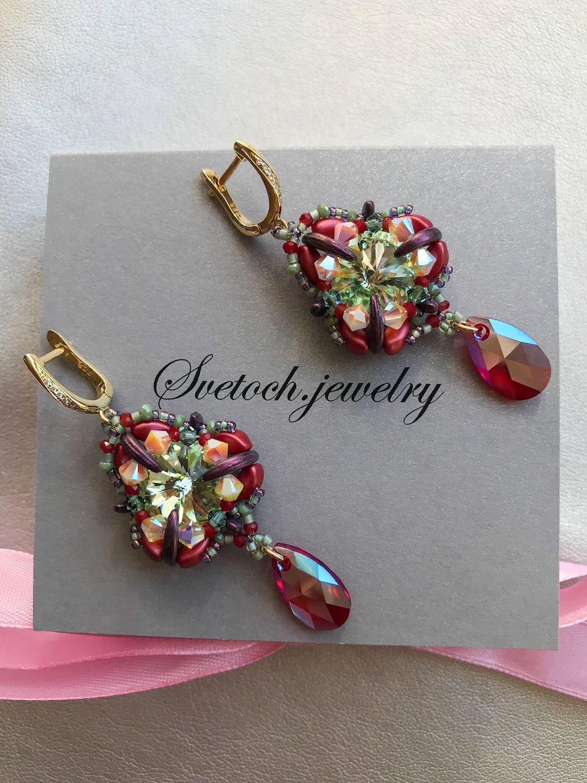 Фото №1 к отзыву покупателя svetoch.jewelry о товаре PDF инструкция по созданию кулона Клевер Удачи