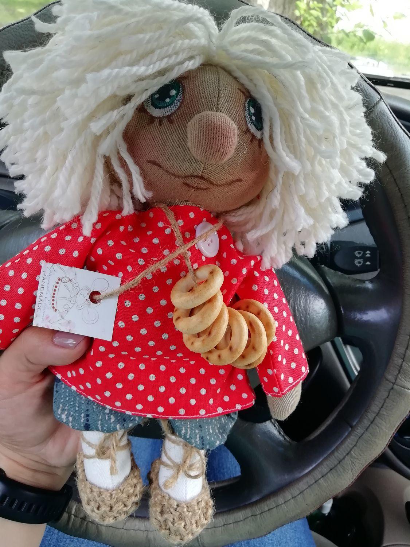 Фото №1 к отзыву покупателя Максимка29 о товаре Мягкие игрушки: Домовёнок Кузя