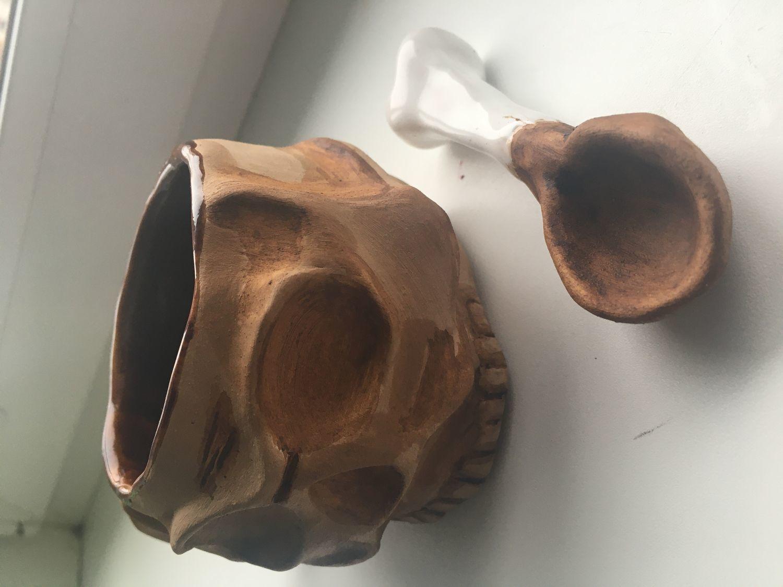 Photo №4 к отзыву покупателя Viktor о товаре Уникальная керамическая кружка на заказ
