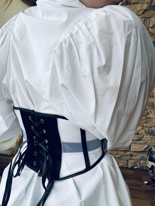 Фото №1 к отзыву покупателя Чудаева Наталья о товаре Пояс корсетный корсет подгрудный черный