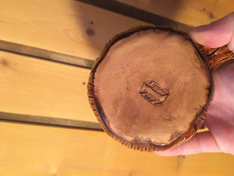 Photo №4 к отзыву покупателя Nikolaj о товаре Уникальная керамическая кружка на заказ