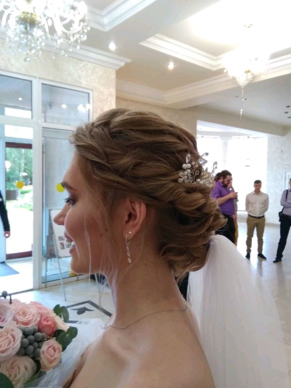 Фото №1 к отзыву покупателя Мария Гореликова о товаре Гребень для волос