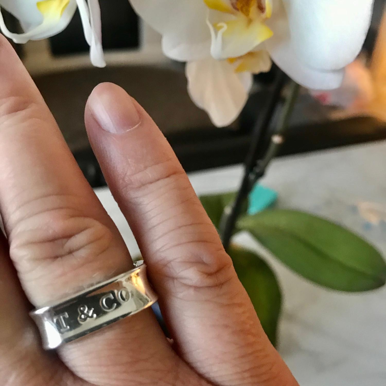 Photo №2 к отзыву покупателя Stanislav о товаре Серебряное кольцо Tiffany (К29) Тиффани