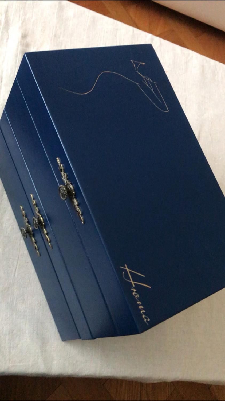 Фото №1 к отзыву покупателя Анна о товаре Бирюзовый комод с ящиками