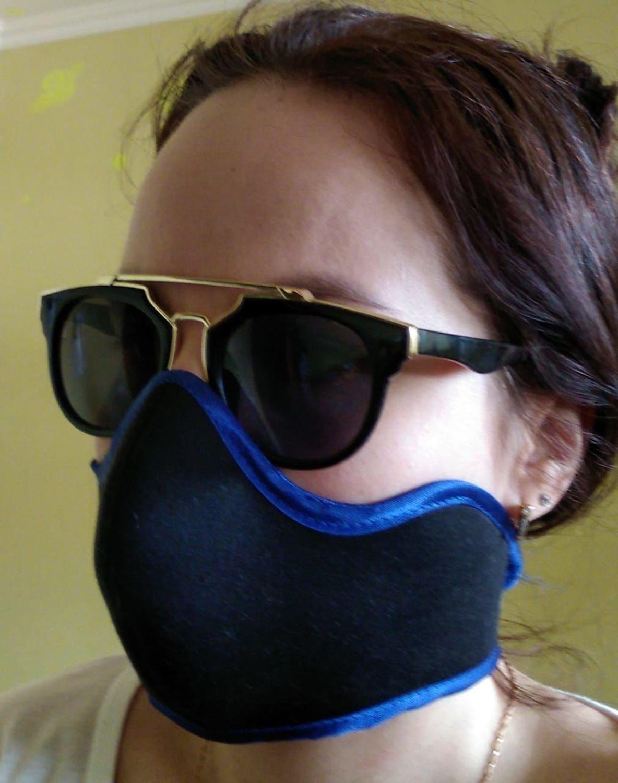 Photo №2 к отзыву покупателя Majkl о товаре Защитные маски: Маска защитная от пыли и вирусов унисекс and 3 more items