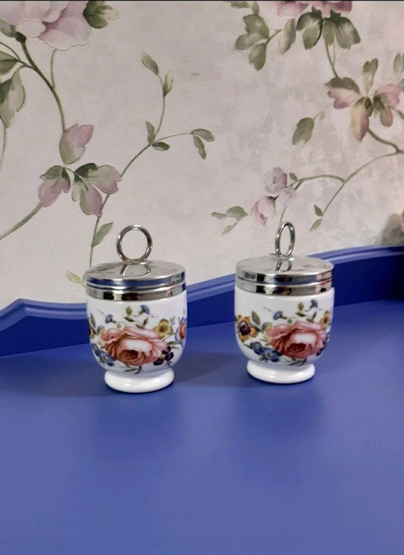 Фото №1 к отзыву покупателя Анна о товаре Винтаж: Коддлер на 1 яйцо «Английская роза»