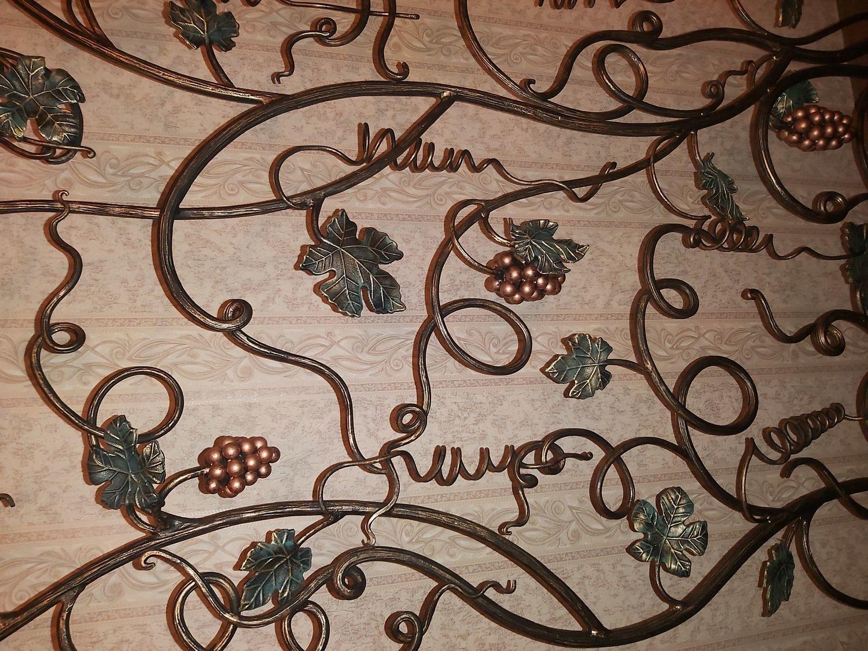Фото №2 к отзыву покупателя Александра о товаре Кованая роза