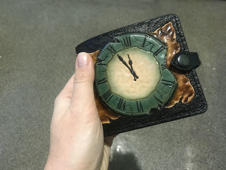 Фото №1 к отзыву покупателя Дарья Гордеева о товаре Портмоне (кошелек, бумажник) двойного сложения (Bi-fold wallet) № 24